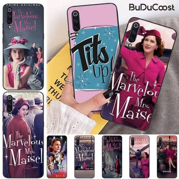The Marvelous Mrs. Maisel Phone Case For Xiaomi Mi 9 9T CC9 CC9E 8 SE Pro A2 Lite 6X 5 A3 A1 Max Mix 2 3 image