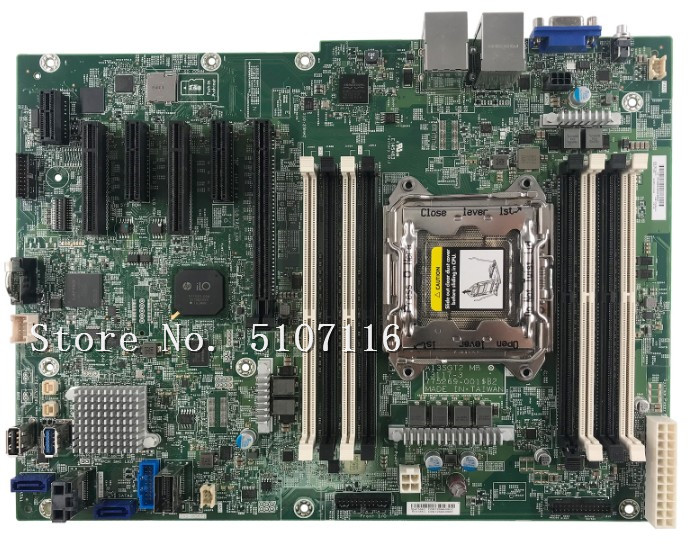 High Quality Desktop Motherboard For ML110 Gen9 775269-001 791704-001 775268-002 -001 Will Test Before Shipping