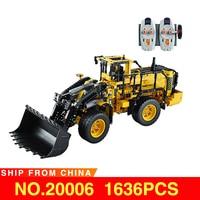 Technic series Motor Power Mobile 20005 20006 20011 20020 Car Model Building Kits Blocks Bricks Compatible With legoing 42030