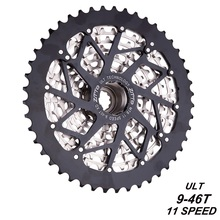 Ultimate MTB 11 ความเร็ว 9 46T XD CASSETTE Ultralight จักรยานเสือภูเขา Freewheel เหล็กทนทาน 11 S ULT เฟือง 9 46 K7 9 46 363G