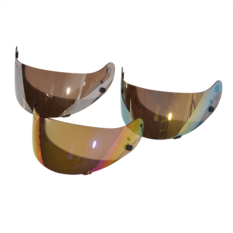 Шлем козырек; обувь для езды на мотоцикле HJC CL-16 CL-17 CS-15 CS-R1 CS-R2 CS-15 FG-15 TR-1 щит Запчасти оригинальные очки мотоцикл части объектива