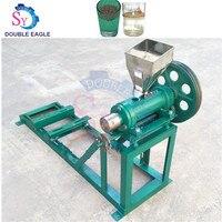 Household mini dog food puffing machine Aquatic animal feed extruder shrimp making machine floating fish pellet mill machine