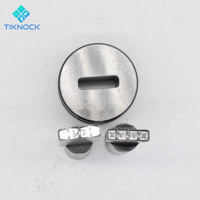 TDP 1.5T the best quality tablet press punch die set for sale for TDP5 Tablet Press Machine TDP0 Dies