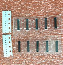 """10 סטים\חבילה עבור iPad פרו 12.9 """"12.9 A1584 A1652 LCD מגע FPC מחבר 42PIN + מגע מסנן + backight מסנני על לוח האם"""