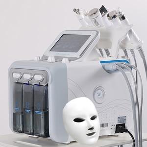 Image 5 - חדש 7 ב 1 התחדשות עור הידרו Dermabrasion/יהלומי dermabrasion מכונה/מים hydrodermabrasion