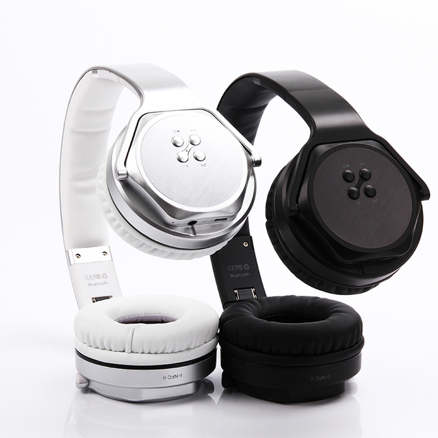 Bluetooth Headphones Wireless Over Ear Stereo Headset with microphone  2