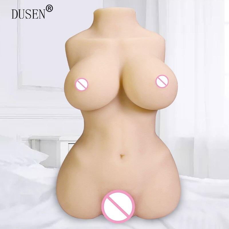 11 femmes demi corps poupée de sexe pour hommes masturbateurs réaliste fille vagin artificiel voix sexy grand simulateur de sexe Silicone dolll