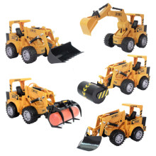 5CH 1:18 RC Truck Excavator Bulldozer Road Roller Felling Machine Pace Car Tractor Model Engineering Vehicle Kids Toys Gifts(China)