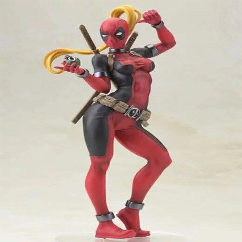 Высококачественная версия модели игрушки M 12002 женской версии Красной мертвой слуги можно вручную сделать украшения