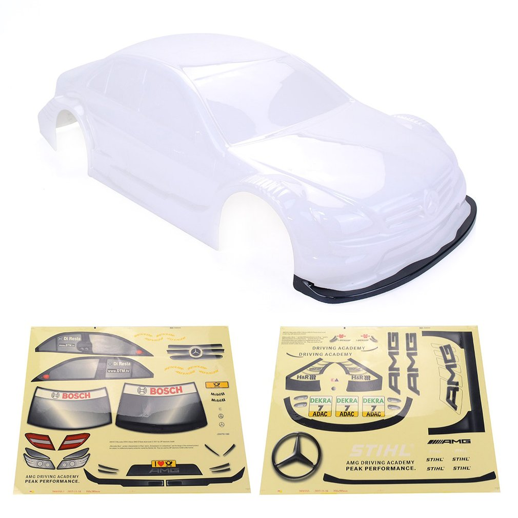 <font><b>RC</b></font> Drift Car PC <font><b>Body</b></font> Shell Cover for <font><b>1</b></font>/<font><b>10</b></font> Yokomo Touring car <font><b>Tamiya</b></font> HPI Kyosho HSP Redcat FS ACME LRP On-road Car image