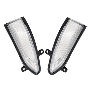 Image 3 - 2pcs דינמי נצנץ מראה אור לניסן Altima / Teana L33 2013 2018 LED להפוך אות צד מחוון