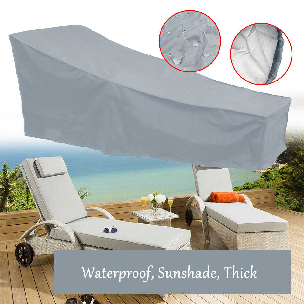 Cover Waterproof Outdoor Stacking Chair