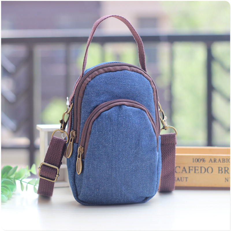 2020 New Women's Bag Mini Mobile Phone Bag Children Shoulder Bag Ladies Hanging Neck Bag