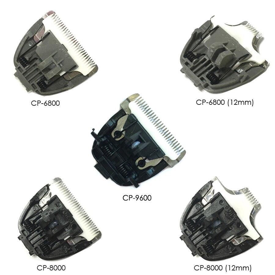Hohe Qualität Keramik Cutter Messer Haustier Hund Haar Trimmer Klinge Clipper Kopf für für CP6800 CP8000 CP9600 CP-9600 CP-6800