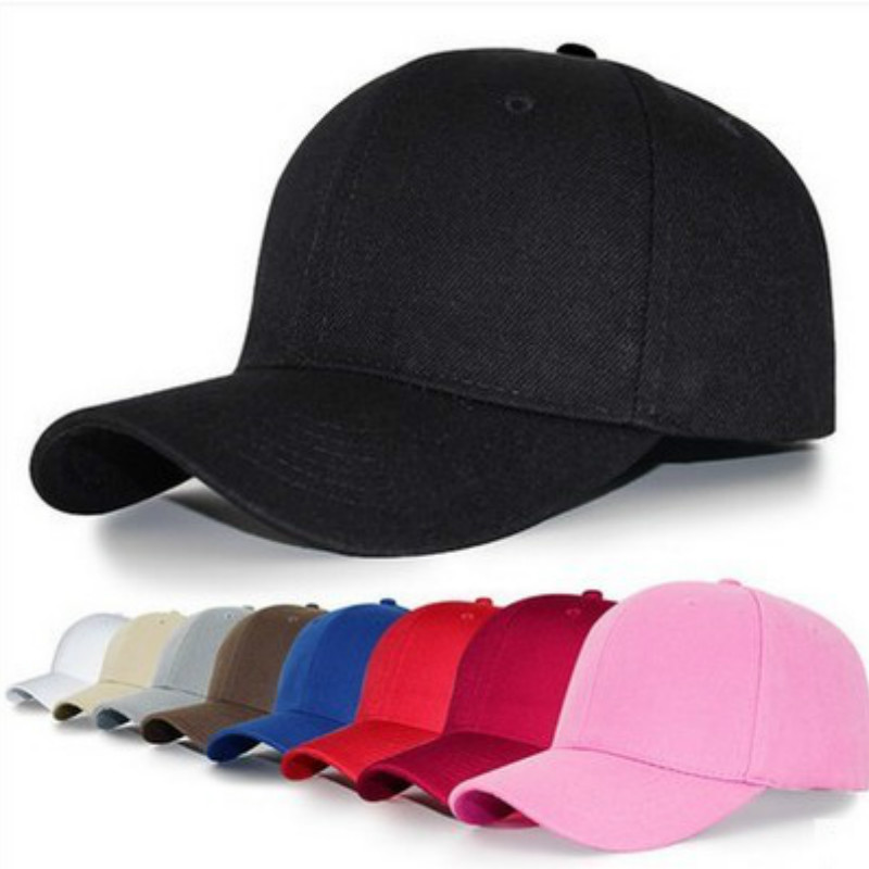 Baseball-Caps Ponytail Sun-Hats Cotton-Cap Outdoor Sport Fashion Women Summer Adjustable title=