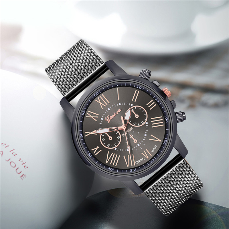 Luxury women Quartz Wrist Watch Temperament lady Watch Stainless Steel Dial Casual Bracele Watches relogio feminino A4 Hde393f5f01474fd4bd7831aa225d144b5