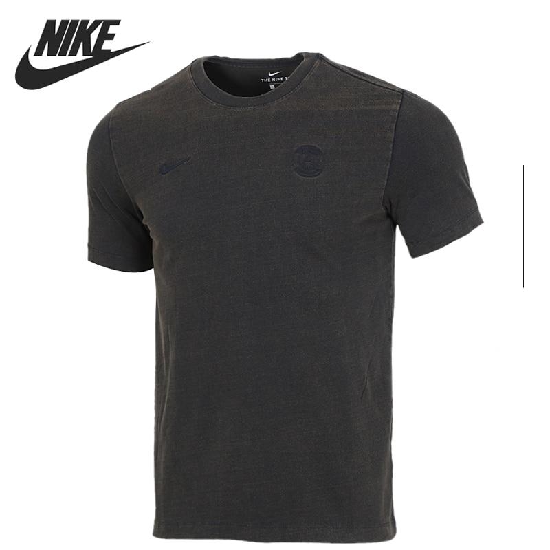 Original New Arrival  NIKE AS PSG M NK TEE RETRO Men's  T-shirts  Short Sleeve Sportswear
