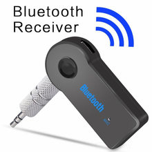 3.5cm Blutooth Wireless For Car Music Audio Bluetooth Receiver Adapter Aux 3.5mm A2dp For Headphone Reciever Jack Handsfree(China)