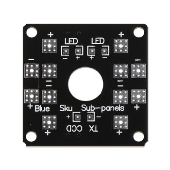 Yks Cc3D Esc Power Battery Connection Board Hub Distribution Hub For Multi-Rotor Multi-Copter Quadcopter image