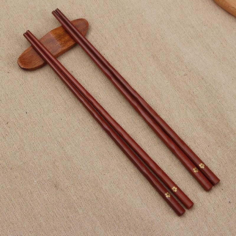 2 пары многоразовых японских искусственных деревянных планшетов