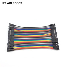 Dupont-Line Jumper-Wire Arduino-Diy-Kit To 10cm for 40pcs 1P Female