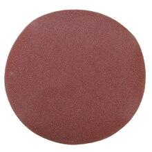 60PCS 150mm Sanding Disc (60, 80, 120, 180, 240, 320 Grit 10pcs / Each) Part Tool