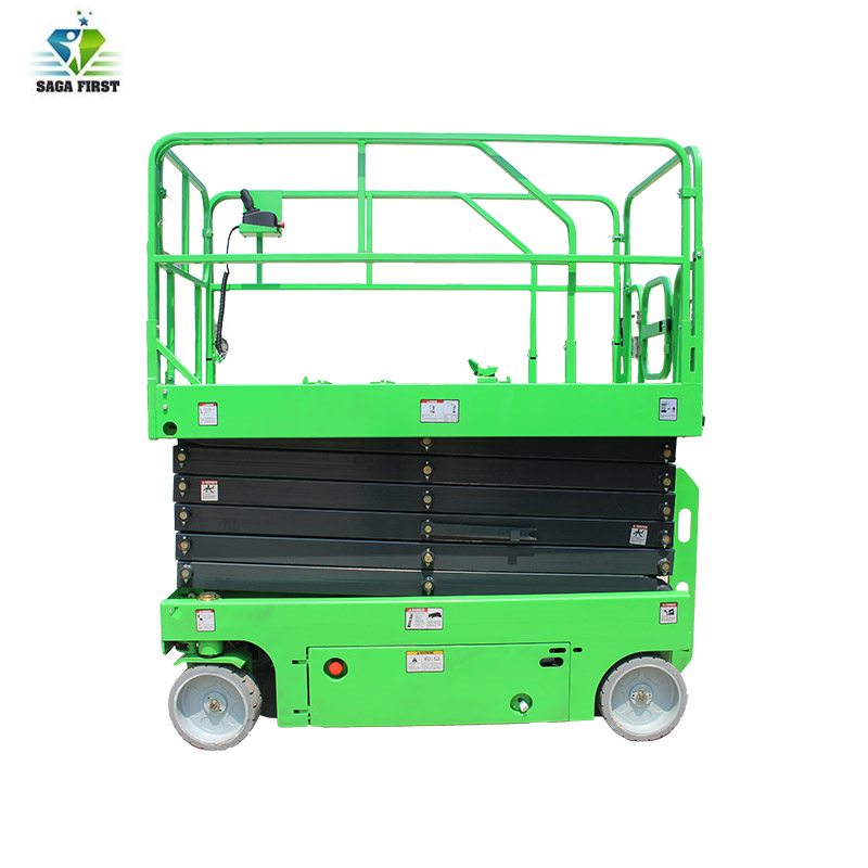 Self Propelled Platform Scissor Lift With Large Load Capacity For Sale