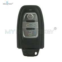 цена на Remtekey remote key smart key 3 button 868Mhz for Audi 8T0959754C A3 A4 A6 A5 A8 Q5 Q7 car key