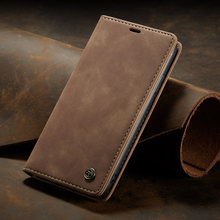 For iPhone 12 Pro Case For iPhone 11 Leather Case For iPhone XR XS Magnetic Flip Cover iPhone SE 6S 7 8 Wallet Card Holder Stand