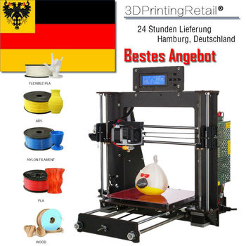 2020 3D Printer Reprap Prusa i3 DIY MK8 LCD Power Failure Resume Printing printer 3d Drucker Impressora Imprimante