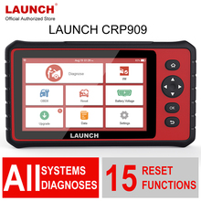 STARTEN X431 CRP909 Obd2 Auto Diagnose Werkzeug Wifi Full System Auto ABS SAS DPF EPB Öl Reset Obd 2 Automotive scanner PK MK808