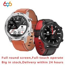 696 DT78 Smart Watch Pria Wanita Smartwatch Gelang Kebugaran Aktivitas Tracker Wearable Perangkat Tahan Air Monitor Denyut Jantung Band