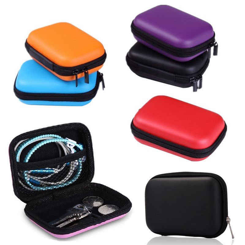 Портативный usb-кабель для передачи данных для наушников, органайзер для путешествий, сумка для хранения, горячая распродажа