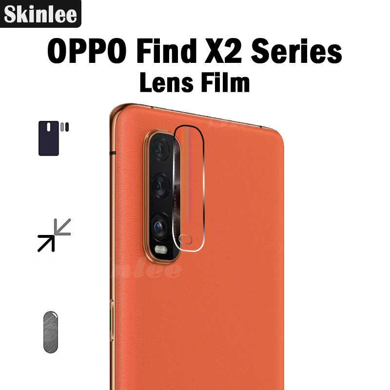 cámara 3x protección cristal blindado diapositiva para Oppo find x2 pro Lamborghini Edition