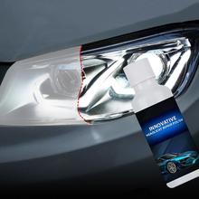 20ml reflektor samochodowy naprawa płynu scratch usuń remont powłoka utlenianie naprawa polerowanie światła samochodowe środek naprawczy TSLM1 tanie tanio CN (pochodzenie) Headlight Repair Refurbishment wholesale dropshipping