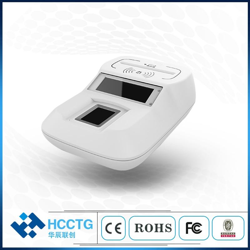 Считыватель смарт-карт с HD8-FI отпечатков пальцев