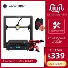 Anycubic 2020 Nieuwe Mega X 3D Printer Full Metal 3d Printer Tft Touch Screen Hoge Precisie Cheapter 3D Drucker Impressora