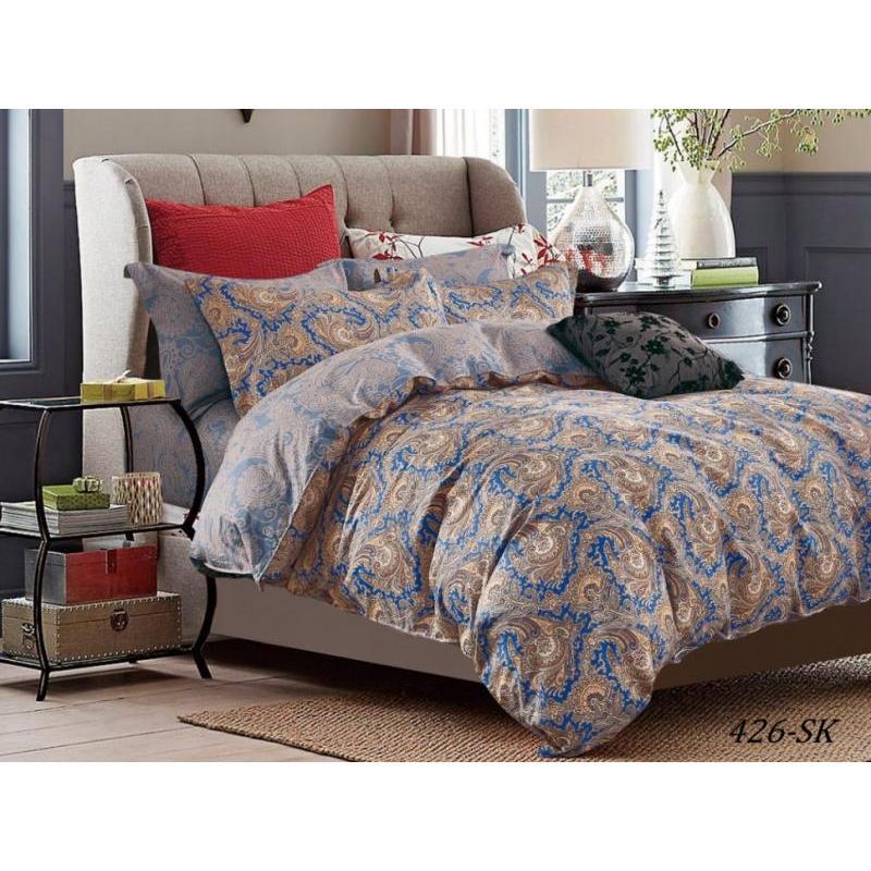 Фото - Bedding Set double Cleo, SK, 2/426 bedding set полутораспальный cleo sk 15 342