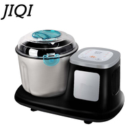 JIQI household electric Food Mixer High quality 50W dough kneading machine automatic flour mixing machine