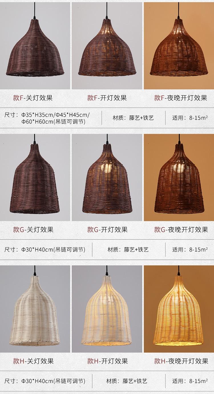 Lustre sudeste da ásia, tecido de bambu,