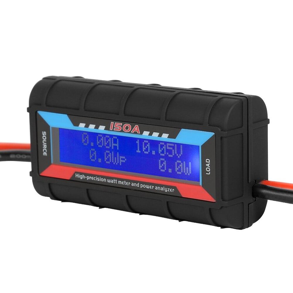 150A High Precision Watt Meter And Power Analyzer W/ Backlight LCD