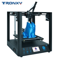 TRONXY D01 3D Printer Fast Assembly Acrylic Enclosure Industrial Linear Guide Titan Extruder Ultra-Quiet 3d print Facesheild