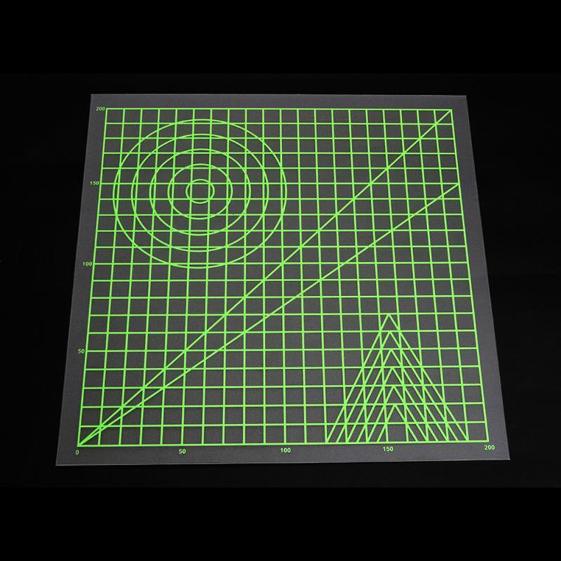 Мульти-образный силиконовый дизайнерский коврик создать 3D предметы для 3D печатная ручка базовый шаблон скетч-Бук инструмент подарок ~