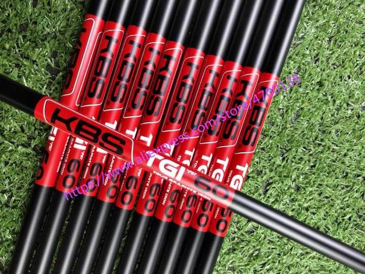 New 10pcs Black KBS TGI 60/70/80 Black Color Golf Graphite Shaft KBS Graphite Golf Shaft For Golf Irons DHL Free Shipping