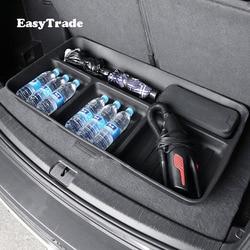 Samochodu bagażnik wkładka do bagażnika półka na bagaż bagażnika z tyłu skrzynia ładunkowa dla Volkswagen vw T roc T roc 2017 2018 2019 wyposażenie wnętrz na