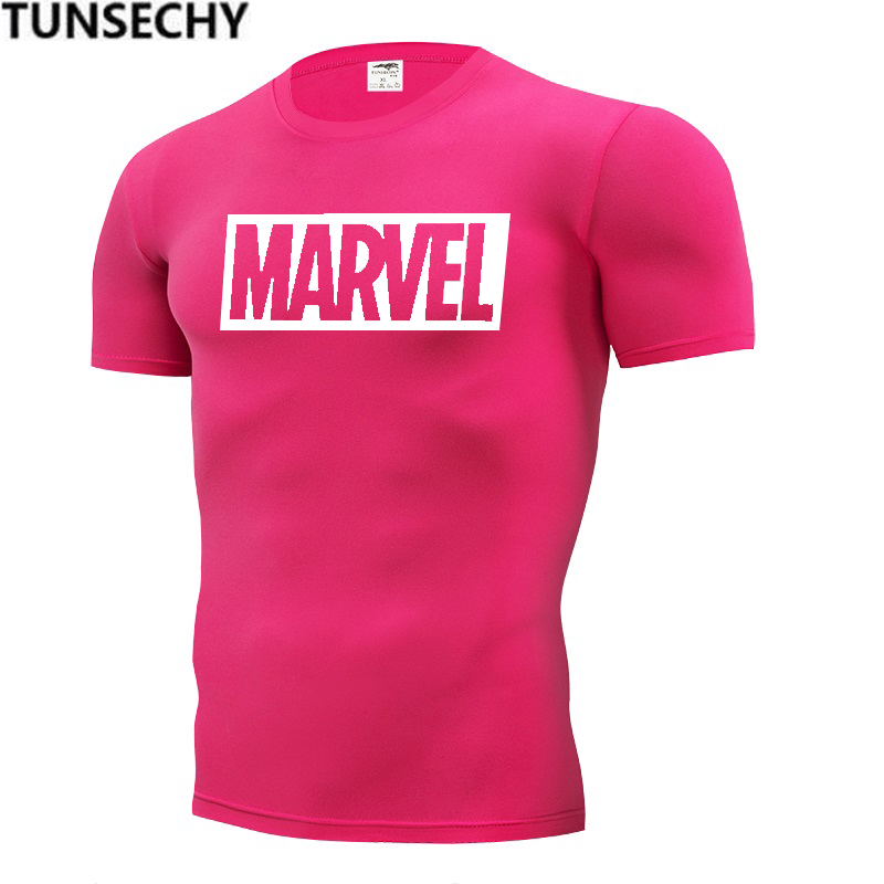 Fashionable Men And Women Summer Fitness Quick Dry Sports T-shirt 2020 Solid Color Round Collar Short Sleeve Casual T-shirt
