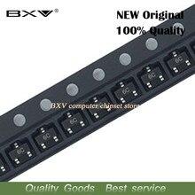 100 peças BC817-40 sot23 bc817 sot 6c smd transistor novo e original