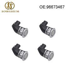 цена на 4PCS FOR CHEVROLET CAPTIVA 2006 Parking Sensor 96673471 96673467 96673464 96673474