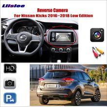 Автомобильная камера заднего вида для nissan kicks 2016 ~ 2018