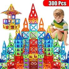 Ímã de designer magnético blocos de construção conjunto de bircks magnéticos diy brinquedos para crianças presentes